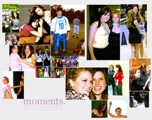 Brooke and Haley Обои entitled Braley Best Друзья Forever
