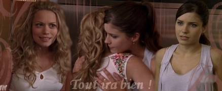 Brooke and Haley wallpaper containing a portrait called Braley Best Friends Forever
