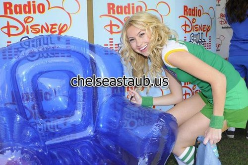 Chelsea in the DC Games