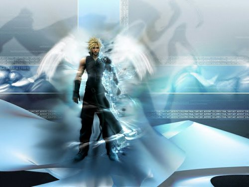 Cloud Wallpaper - cloud-strife Wallpaper