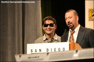 Comic-Con 2008 - Corey Feldman