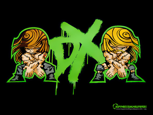 D-Generation X Cartoon