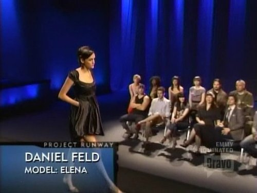 Daniel's Outfit - Green Model Challenge