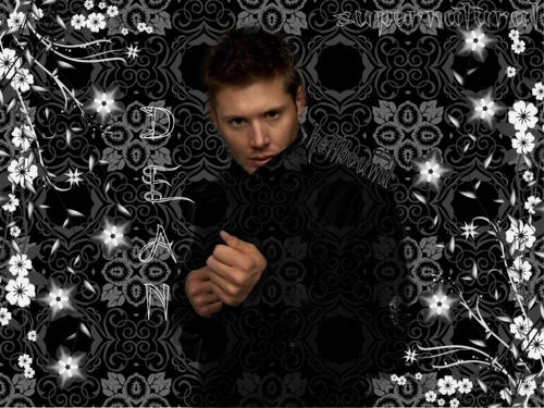 Supernatural wallpaper probably containing a well dressed person entitled Dean Winchester WP4