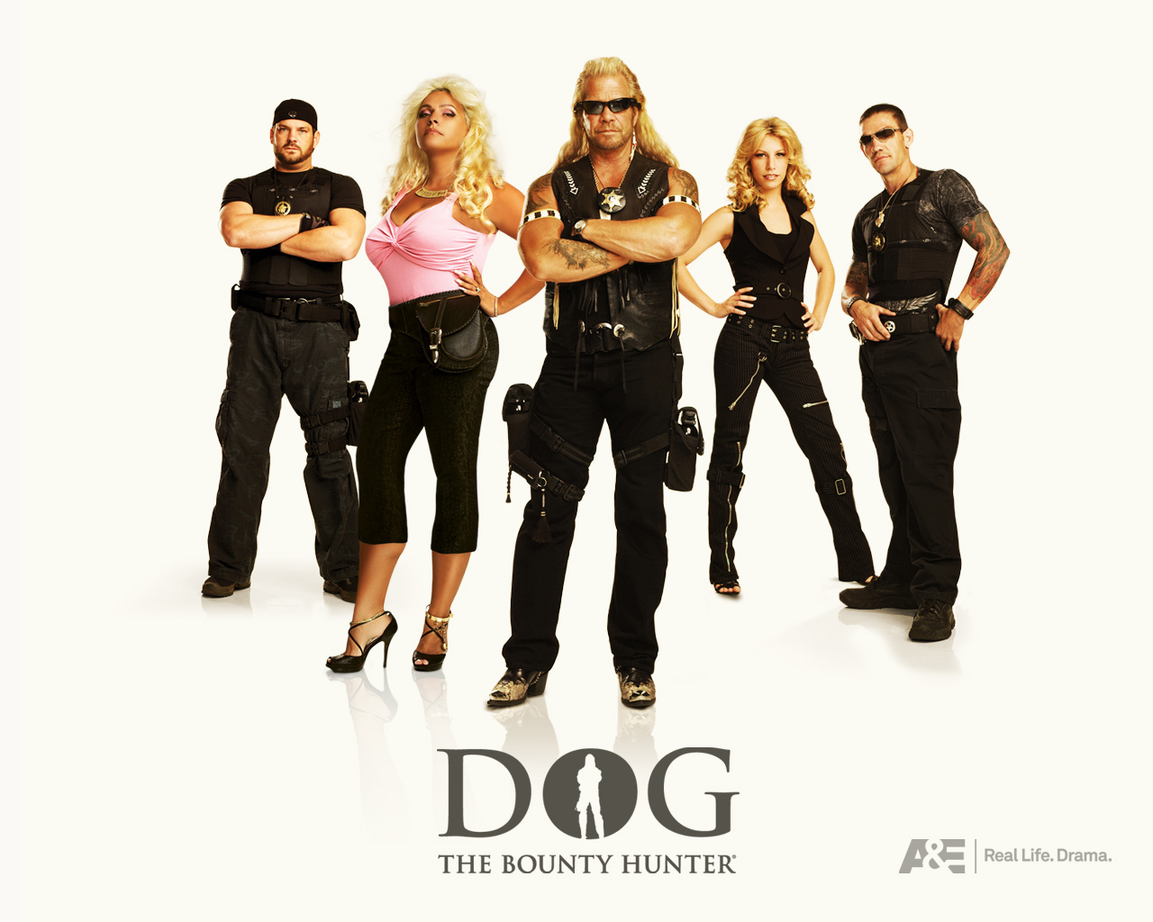 DOG THE BOUNTY HUNTER - DOG THE BOUNTY HUNTER Wallpaper (1852504 ...