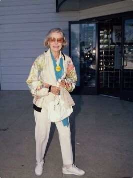 Dorothy in the late 1990s