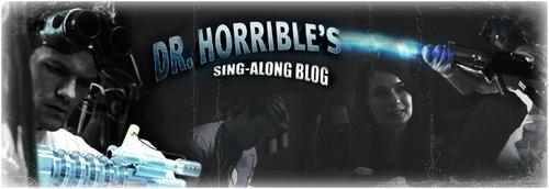 Dr. Horrible Banner