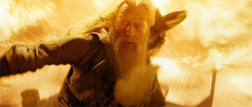 Dumbledore Conjuring brand