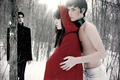 Edward, Bella, & Jacob - twilight-series photo