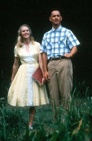 Forrest Gump and Jenny