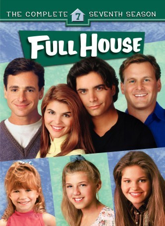 Full house dvd cover full house photo 1875967 fanpop for 7 a la maison saison 1