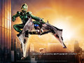 Green Goblin - SM - spider-man-villains wallpaper