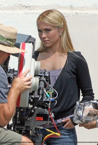 Hayden on Set Heroes