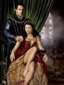 Henry and Anne - the-tudors photo