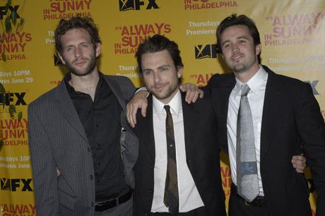 Charlie, Dennis & Mac