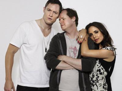 Tahmoh, Joss, and Eliza