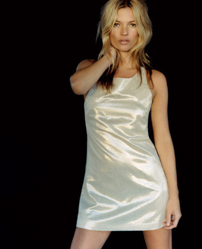 Kate Moss' Topshop Range