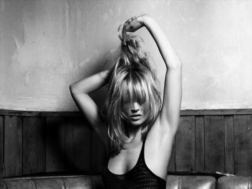 Kate Moss by Heidi Slimane