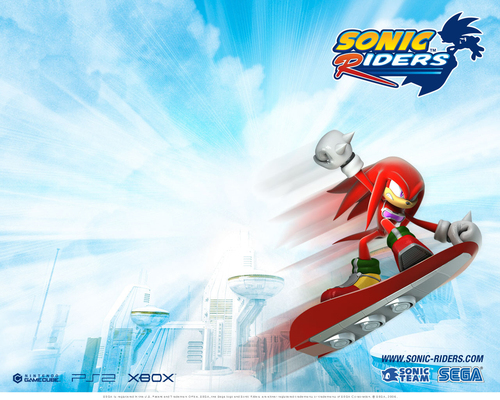 Knuckles the Echidna wallpaper titled Knuckles