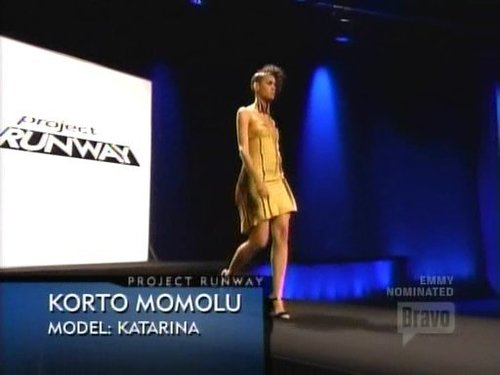 Korto's Outfit - Green Model Challenge
