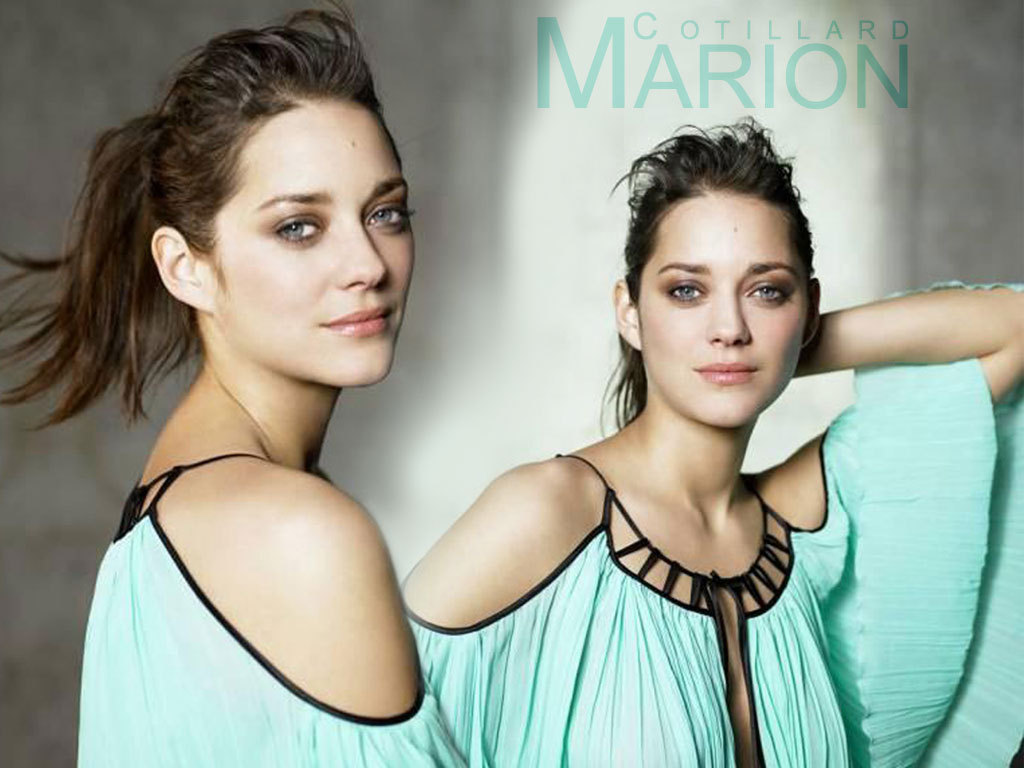 Marion Cotillard - Wallpaper Actress