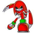 Matel Knuckles - knuckles-the-echidna photo