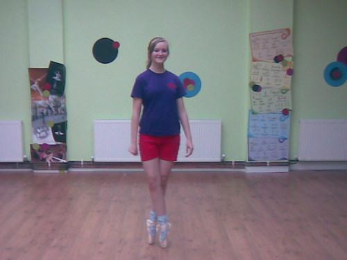 Me Doing Ballet