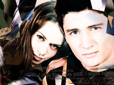 Nathan & Haley Scott