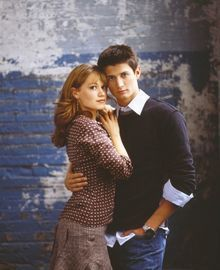 Nathan/Haley-The Scotts