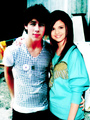 Nick and Selena
