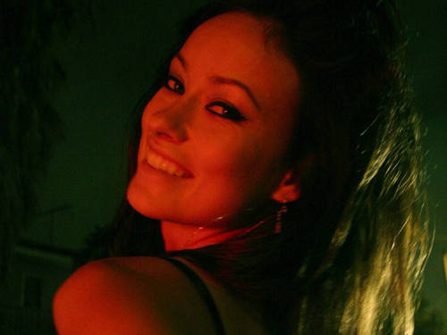 olivia wilde wallpaper with a portrait entitled Olivia