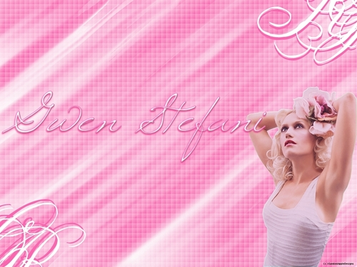gwen_stefani wallpaper possibly with a portrait entitled PRETTY