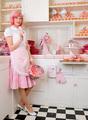Pink Cupcakes - cupcakes photo