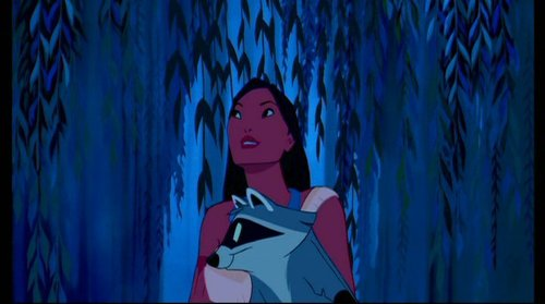 Classic Disney wallpaper entitled Pocahontas