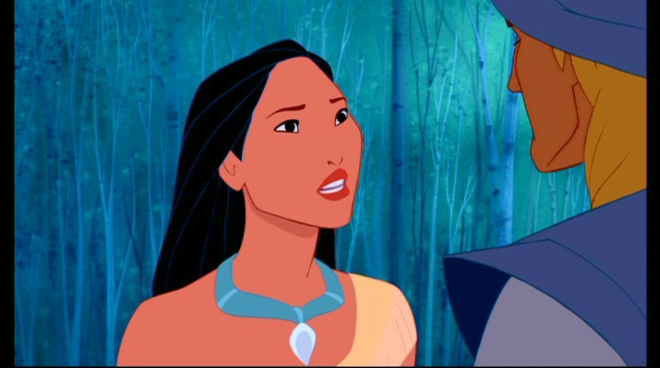 Pocahontas Stamm