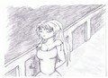 Princess Saya (Metal Hearts) - anime fan art