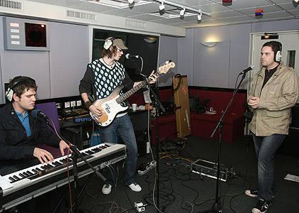 Radio One Live Lounge 2007