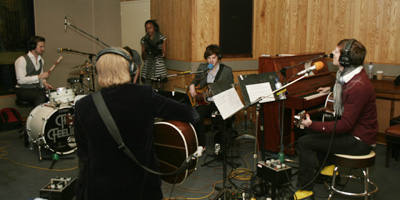Radio One Live Lounge 2008