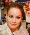 Sarah Wayne Callies - Comic-Con - prison-break photo