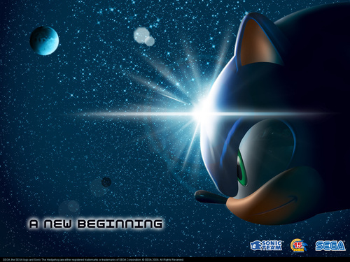 Sonic X wallpaper entitled Sonic the Hedgehog