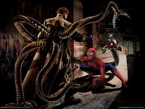 Spider-Man 2 壁纸