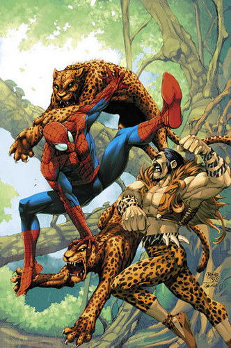 Spider-Man vs. Kraven