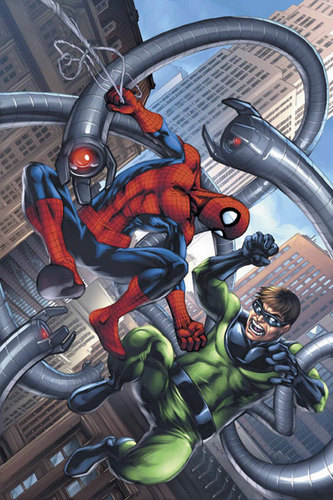 Spidey vs. Doc Ock