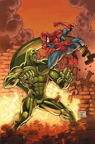 Spidey vs. 蝎, 蝎子