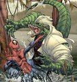 Spidey vs. The Lizard