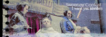 Sweeney Todd Edits