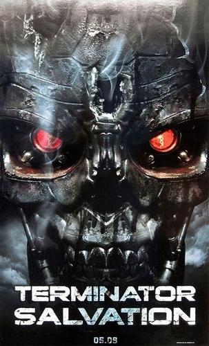 Terminator Salvation - Teaser Poster