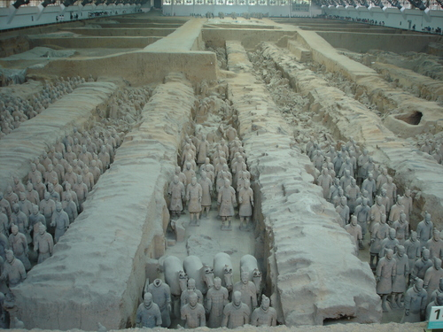 Terracotta Warriors and Horses