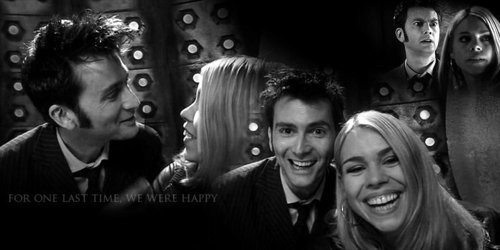 The Doctor & Rose Header