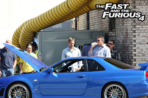The Fast & Furious 4